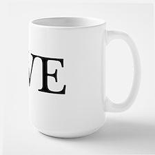 LOVE AFRICA Large Mug
