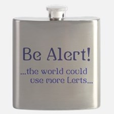 Be Alert Flask