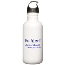 Be Alert Water Bottle