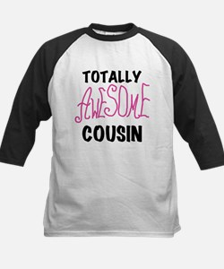 Pink Awesome Cousin Tee