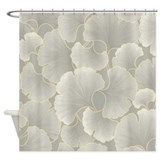 Art nouveau Shower Curtains