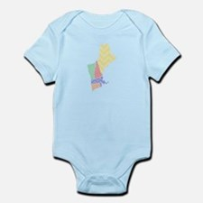 New England Infant Bodysuit