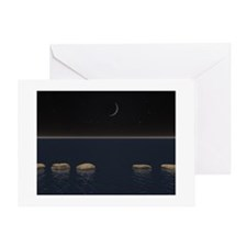 One Giant Leap For Mankind Greeting Cards