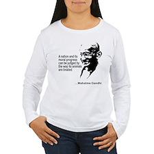 yoga93colored Long Sleeve T-Shirt