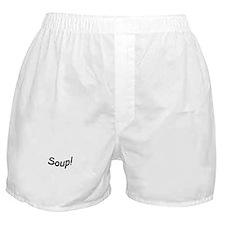 crazy soup Boxer Shorts