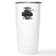 Tiger Tank Travel Mug