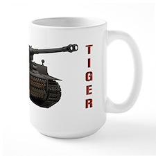 Tiger Tank Mugs