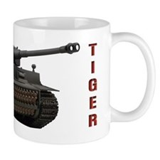 Tiger Tank Coffee Mugs