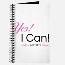 Yes I Can Journal
