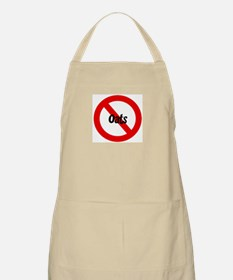 Anti Oats BBQ Apron