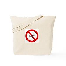 Anti Oats Tote Bag