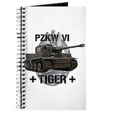 Tiger Tank Journal
