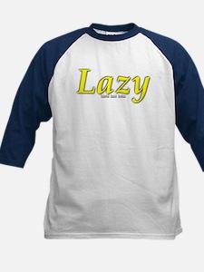 Lazy Logo Tee