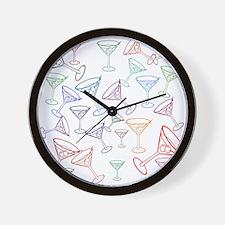 Happy Hour! Wall Clock