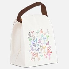 Happy Hour! Canvas Lunch Bag