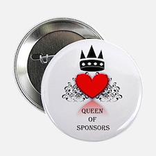 Queen Of Sponsors Button