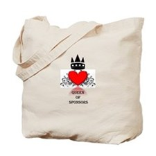 Queen Sponsor Tote Bag