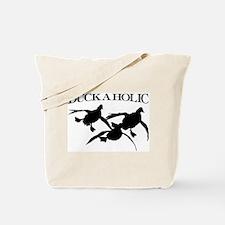 Duckaholic Tote Bag