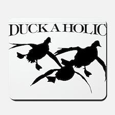 Duckaholic Mousepad