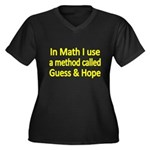 In Math I Use A Method Called Guess Hope 2 Plus Si