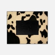 Dairy Cow Print Picture Frame