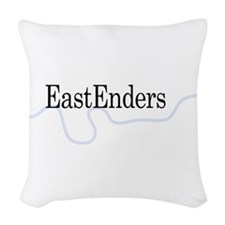 EastEnders Woven Throw Pillow