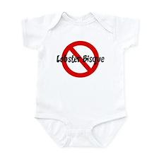 Anti Lobster Bisque Infant Bodysuit