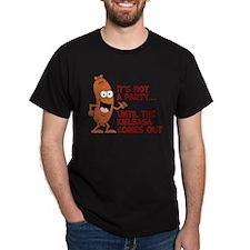 Not A Party Until Kielbasa T-Shirt