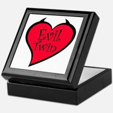 Evil Twin Keepsake Box