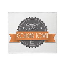 Certified Addict: Cougar Town Stadium Blanket