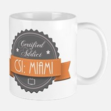 Certified Addict: CSI: Miami Mug