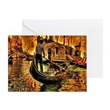Venice , Italy Greeting Card