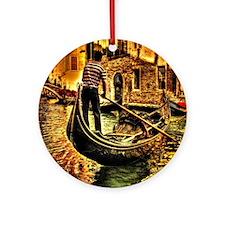 Venice , Italy Round Ornament