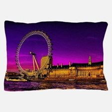 London Eye Pillow Case