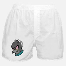NWSA Pigeon Head Boxer Shorts