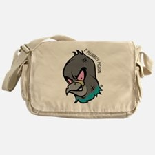NWSA Pigeon Head Messenger Bag