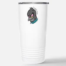 NWSA Pigeon Head Travel Mug