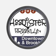Hoodister Brooklyn Wall Clock