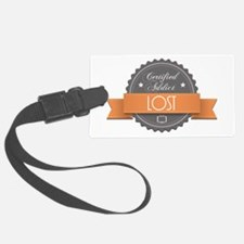 Certified Addict: LOST Luggage Tag