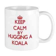 Keep calm by hugging a Koala Mugs