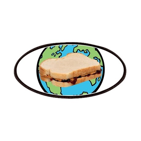 Peanut butter and Jelly Sandwich Patches