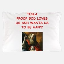 tesla Pillow Case