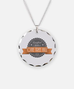 Certified Addict: One Tree Hill Necklace