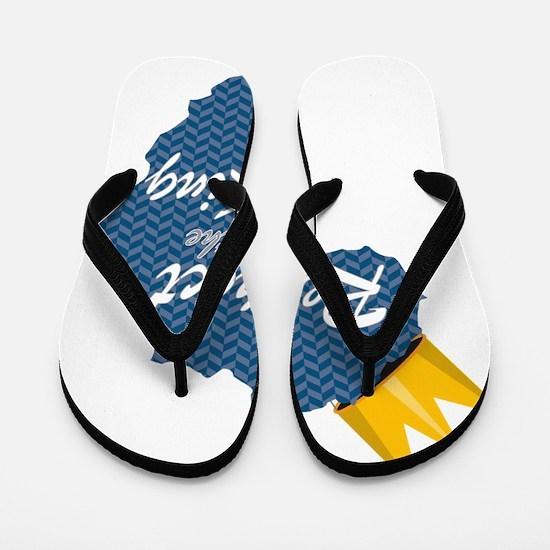Respect the King, Africa Flip Flops