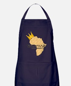 Africa Love Apron (dark)