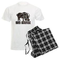 Riveted Metal Feral Hog Hunter Pajamas