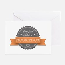 Certified Addict: Schoolhouse Rock! Greeting Cards