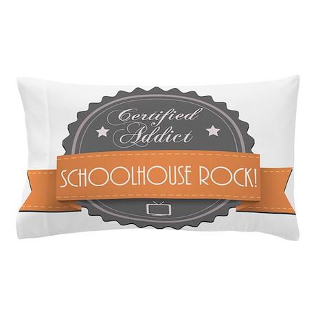 Certified Addict: Schoolhouse Rock! Pillow Case