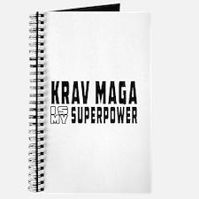 Krav Maga Is My Superpower Journal