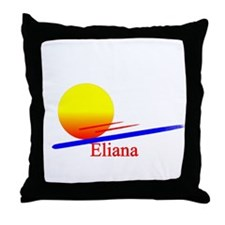 Eliana Throw Pillow